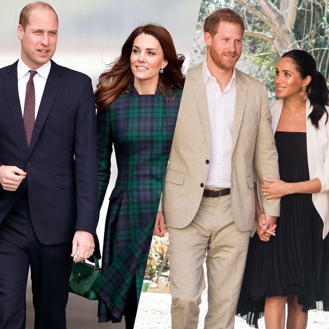 So leben die britischen Royals