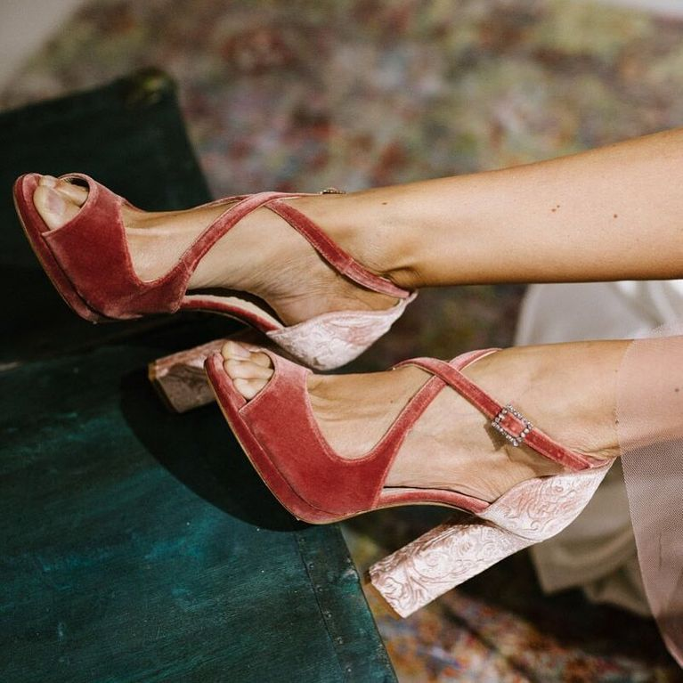 5d4b16c7d6 Zapatos cómodos para salir de fiesta  tendencias para esta temporada