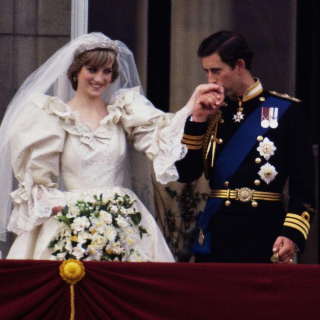 I divorzi reali: Lady Diana e il principe Carlo