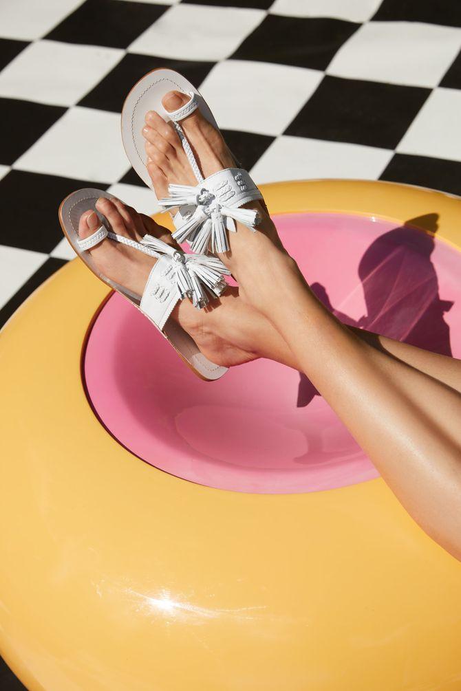 Das sind die Sandalen-Trends 2019