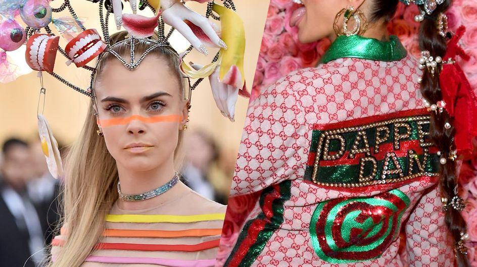 Les coiffures les plus spectaculaires repérées au Met Gala 2019