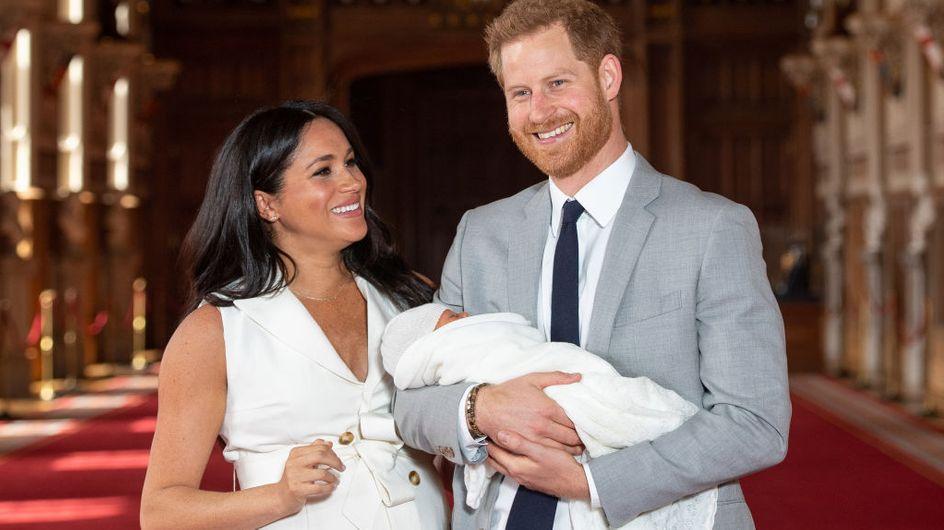 Archie Harrison: Alle Bilder von Meghans & Harrys kleinem Sohn