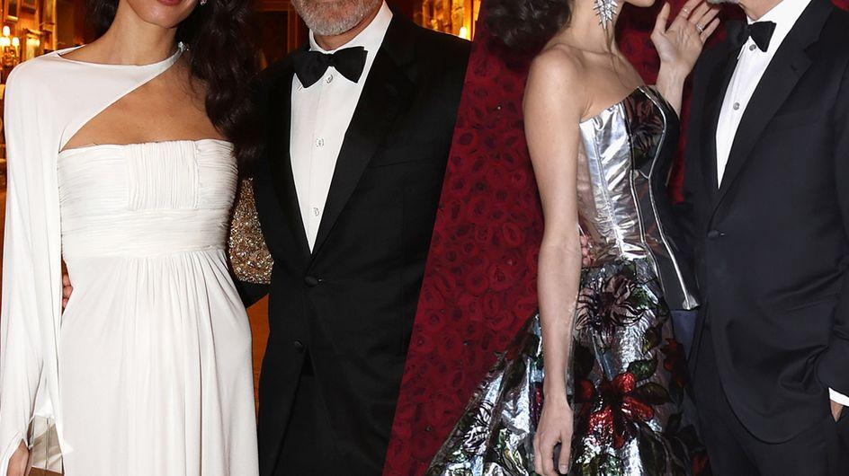 Les plus belles photos d'Amal et George Clooney : couple ultra-glamour d'Hollywood