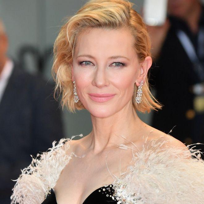 I 50 anni di Cate Blanchett