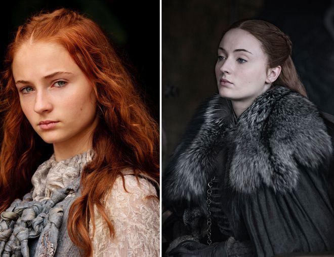 Game of Thrones: Der große Früher-Heute-Vergleich