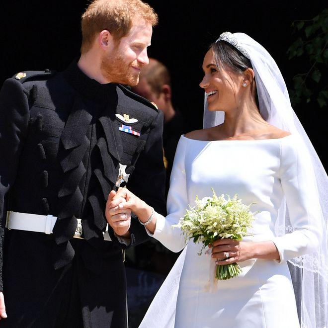 Matrimonio Meghan E Harry : Il primo anniversario di meghan e harry riviviamo il giorno delle