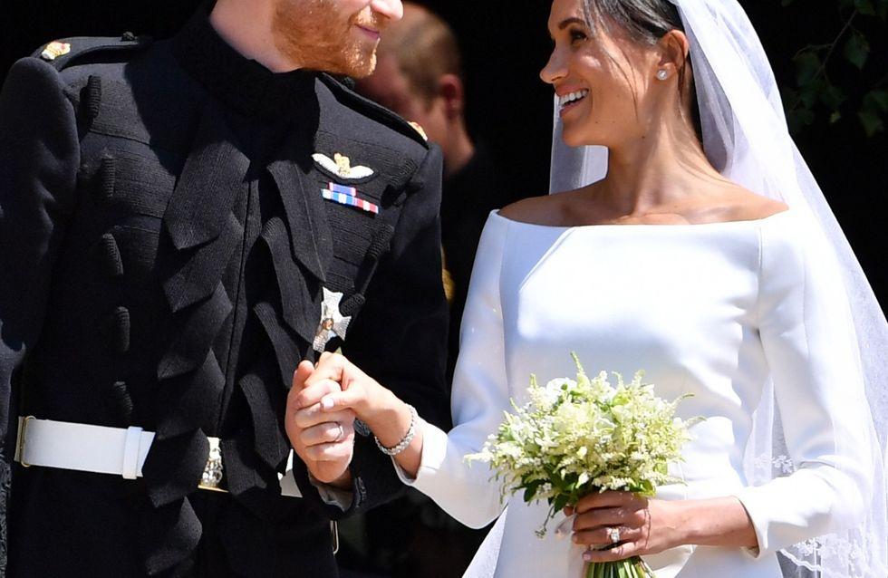 Il secondo anniversario di Meghan e Harry: riviviamo il giorno delle loro nozze!