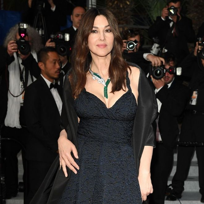 Monica Bellucci in Dior