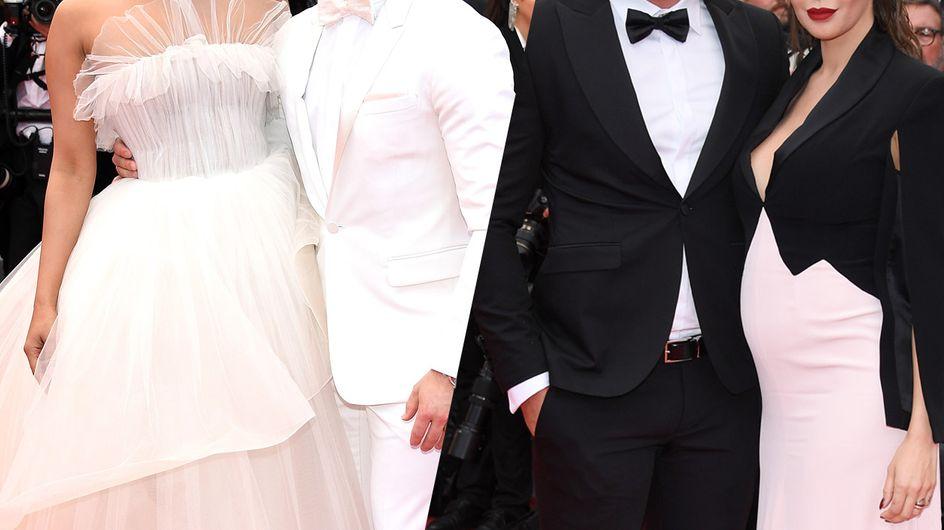 Les plus beaux couples du Festival de Cannes 2019