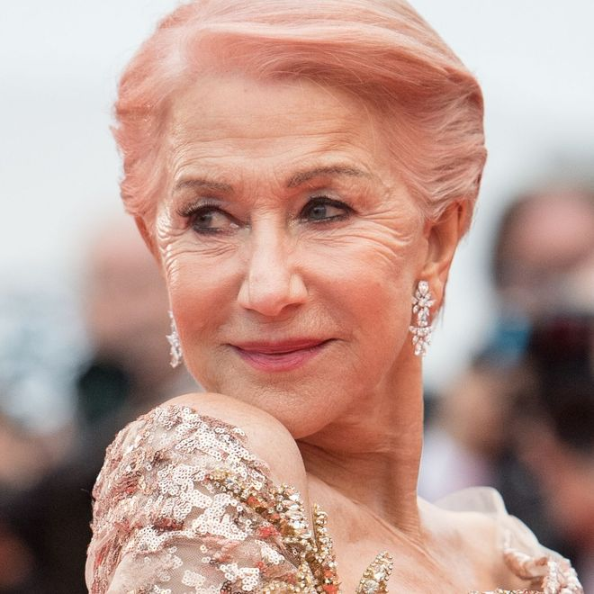 I look di Helen Mirren