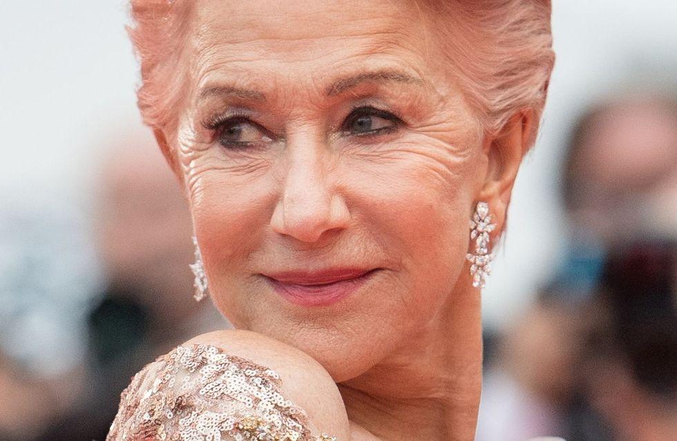 Helen Mirren, la Signora dell'eleganza: i suoi look più belli
