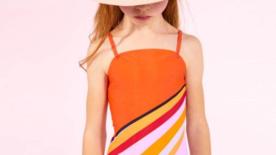 30 adorables maillots de bain pour une fille