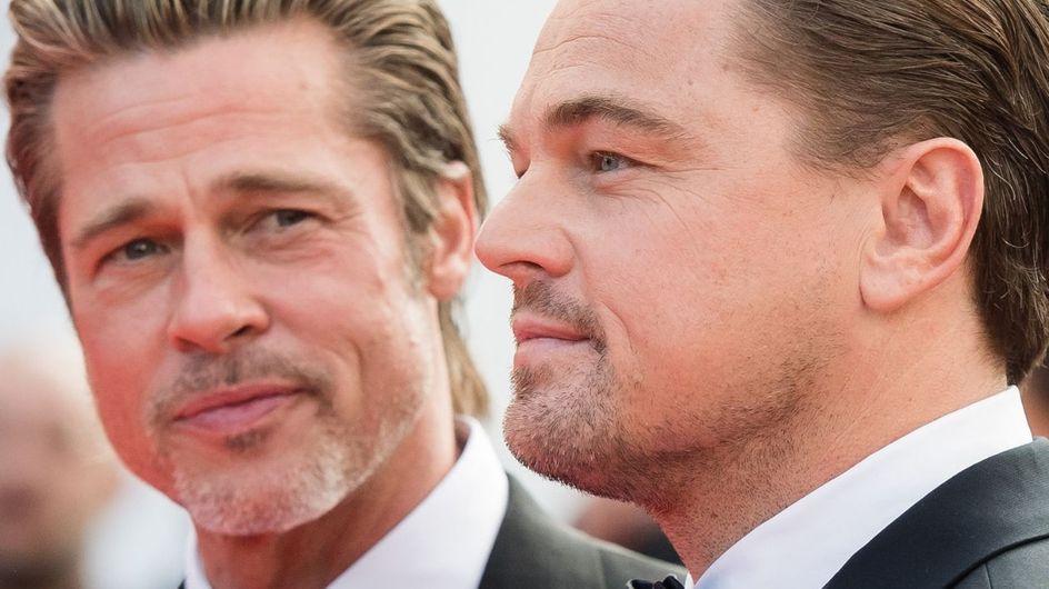 Il duo Brad Pitt-Leonardo DiCaprio fa impazzire: gli attori più belli che hanno posato insieme