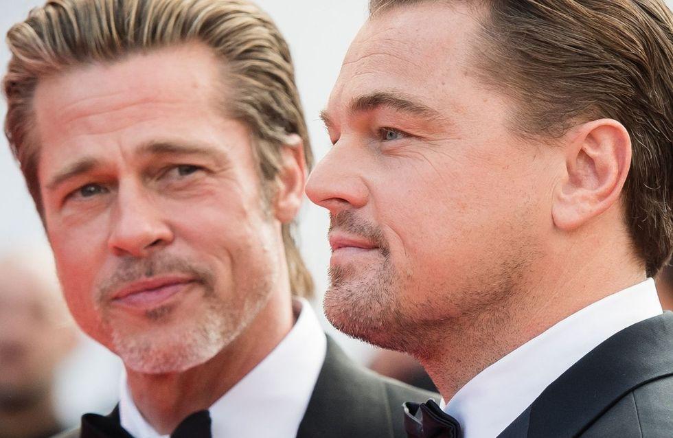 Brad Pitt-Leonardo DiCaprio y otros dúos épicos de actores