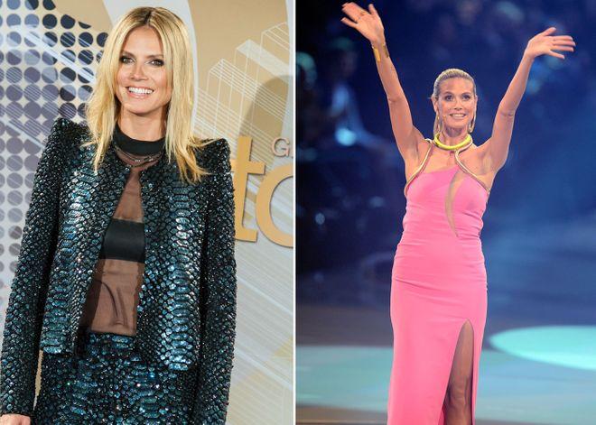 Heidi Klum: DIESE GNTM-Outfits sorgten für Wirbel