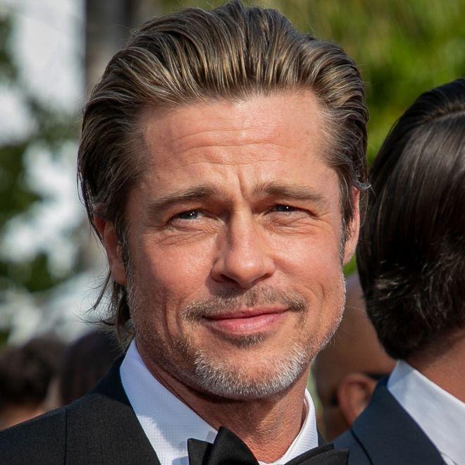 Le star che vivono in campagna: Brad Pitt