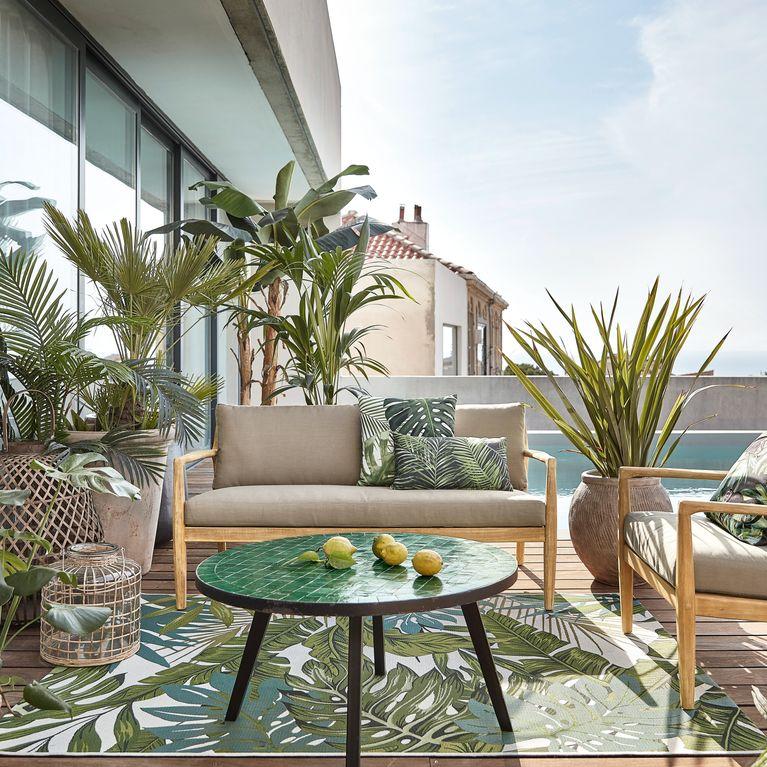Déco terrasse : 50 idées déco pour une terrasse canon : Album photo ...