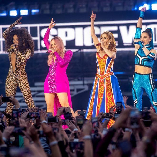 La storia delle Spice Girls