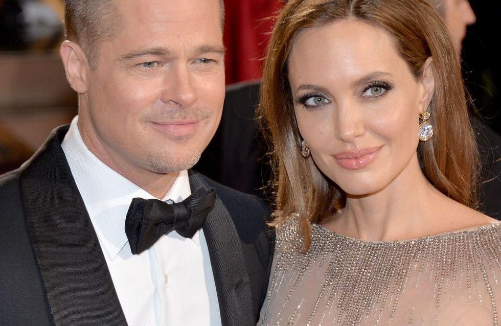 Tutti gli amori di Angelina Jolie