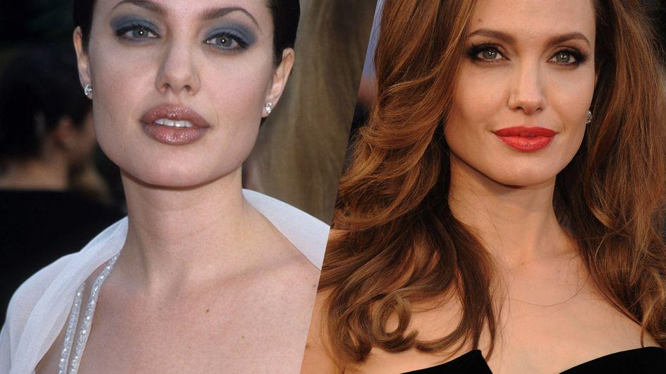 Angelina Jolie fête ses 45 ans, retour sur son évolution beauté