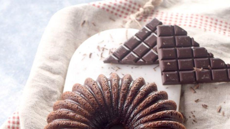 Aujourd'hui, c'est dessert au chocolat !