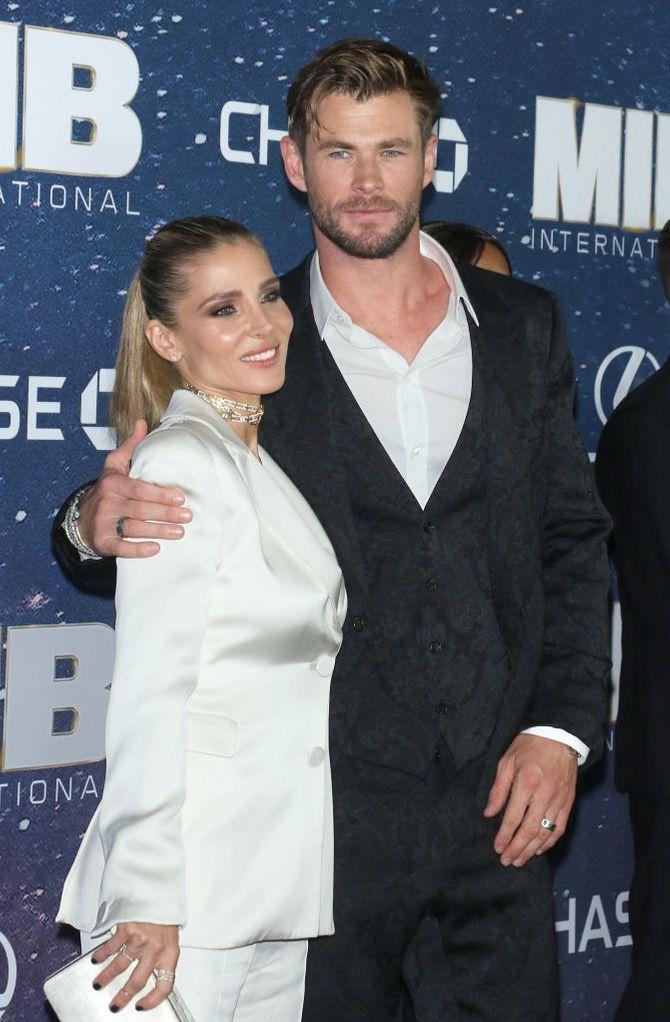 Elsa Pataky y Chris Hemsworth llevan casi una década juntos y siguen tan enamorados como el primer día