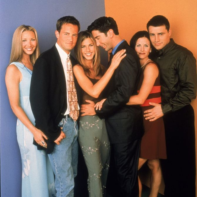 Torna Friends con il cast originale