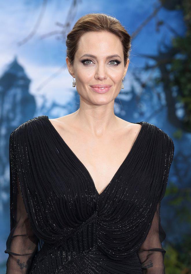 Angelina Jolie, 2014