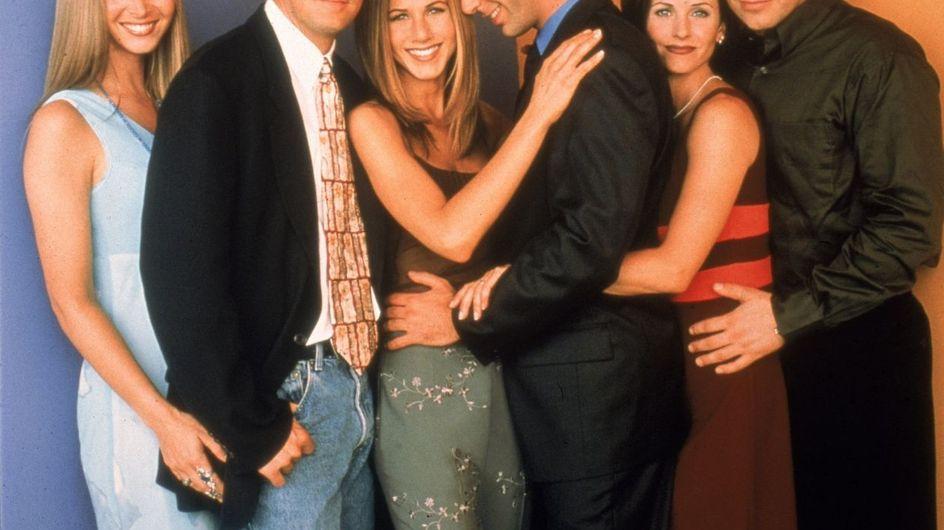 Friends: So haben sich die Serienstars in 25 Jahren verändert