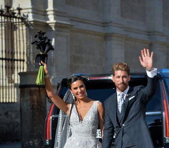 Mejores y peores 'looks' de la boda de Pilar Rubio y Sergio Ramos