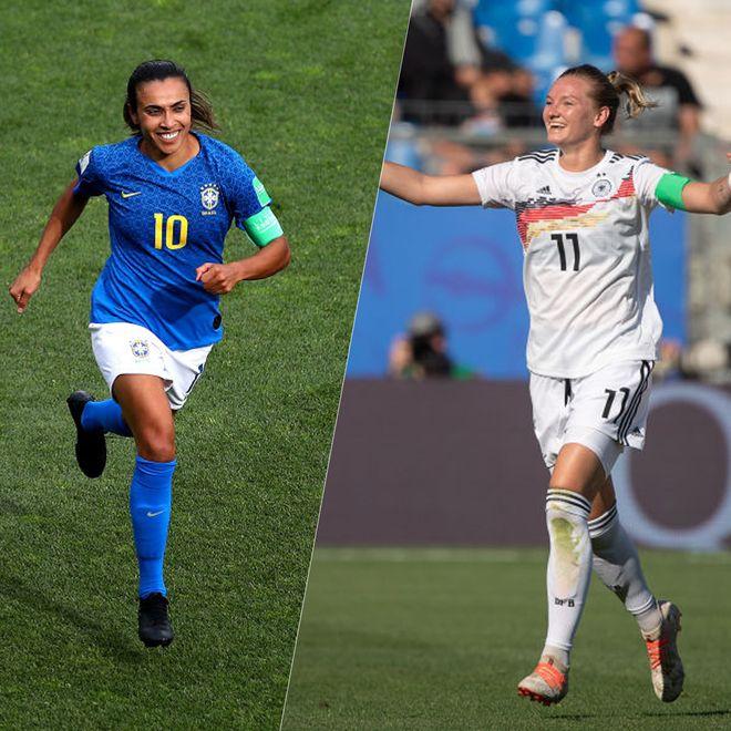 Die besten Spielerinnen der Frauen-WM 2019