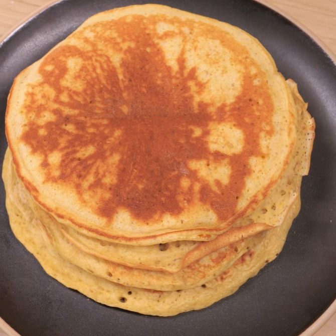Pancakes all'americana
