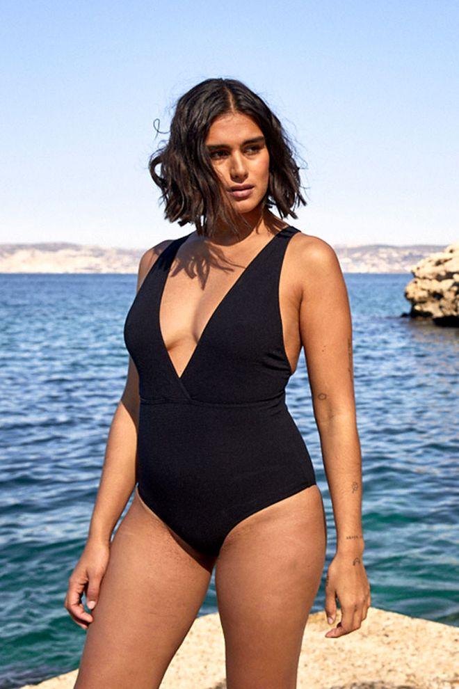 couleur n brillante vente chaude style attrayant 40 maillots de bain noirs chics et indémodables pour l'été ...