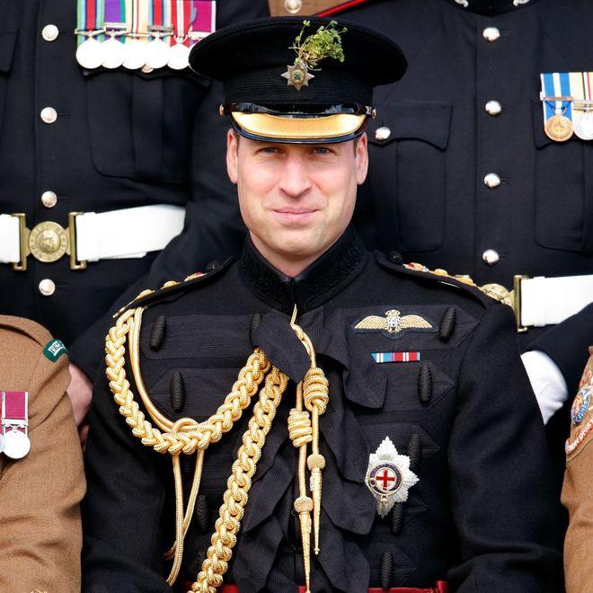 L'evoluzione del principe William