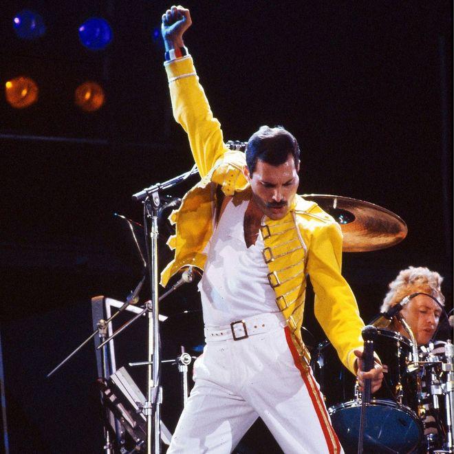 Die bekanntesten LGBT-Musiker: Freddie Mercury