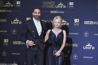 La doble vida del novio de Pamela Anderson
