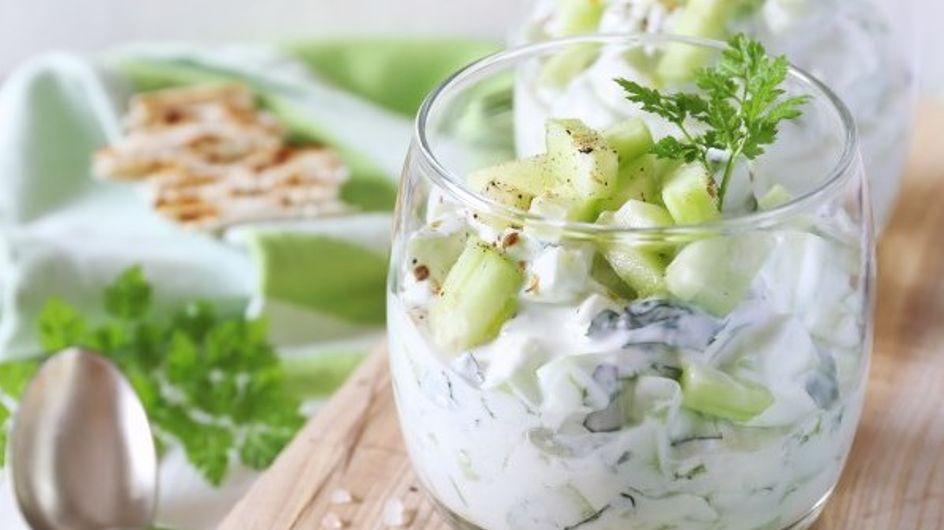 20 recettes pour profiter du concombre