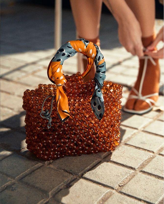 Les plus beaux sacs en perles