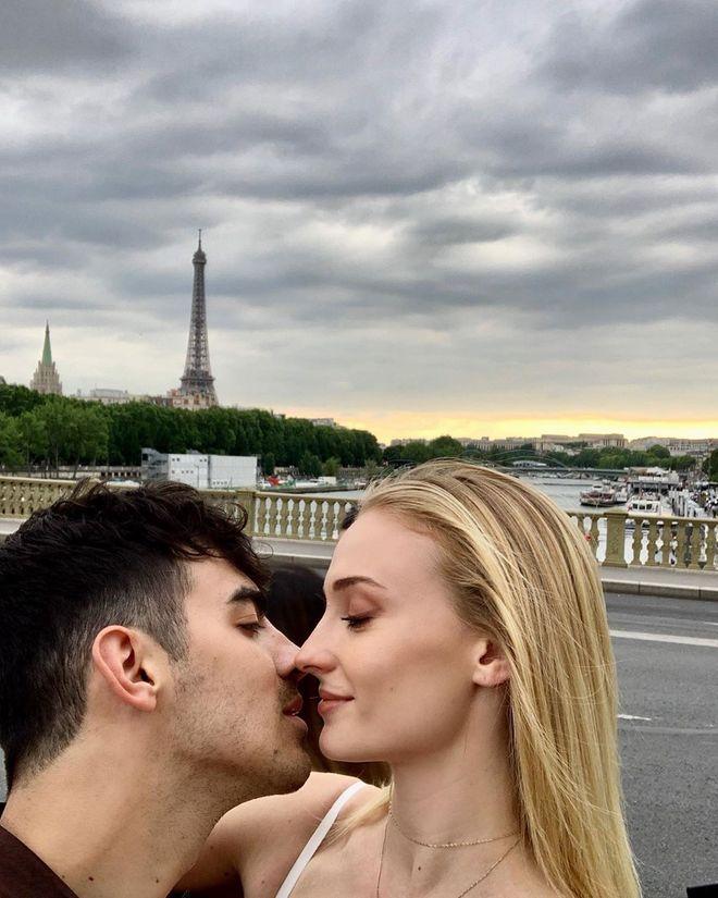 Joe Jonas y Sophie Turner se han vuelto a casar en la Provenza francesa