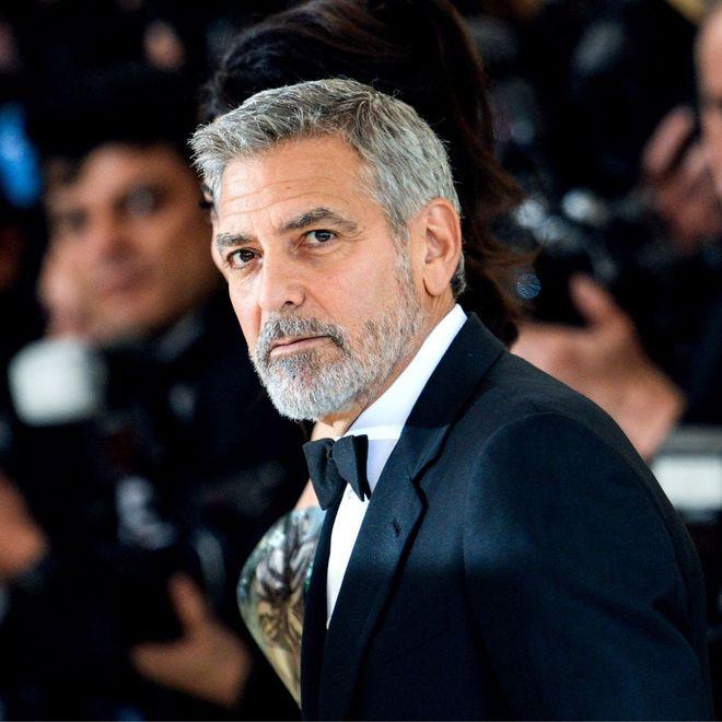 Die heißesten Männer über 50: George Clooney
