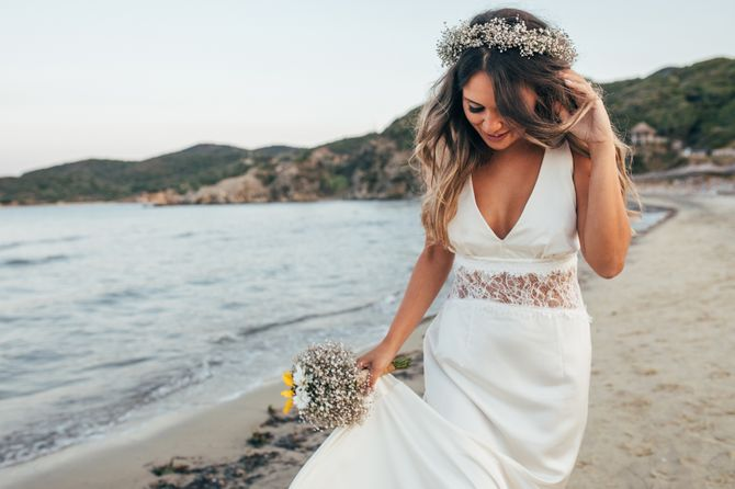 Los vestidos de novia más sencillos, bonitos y a precios 'low cost'