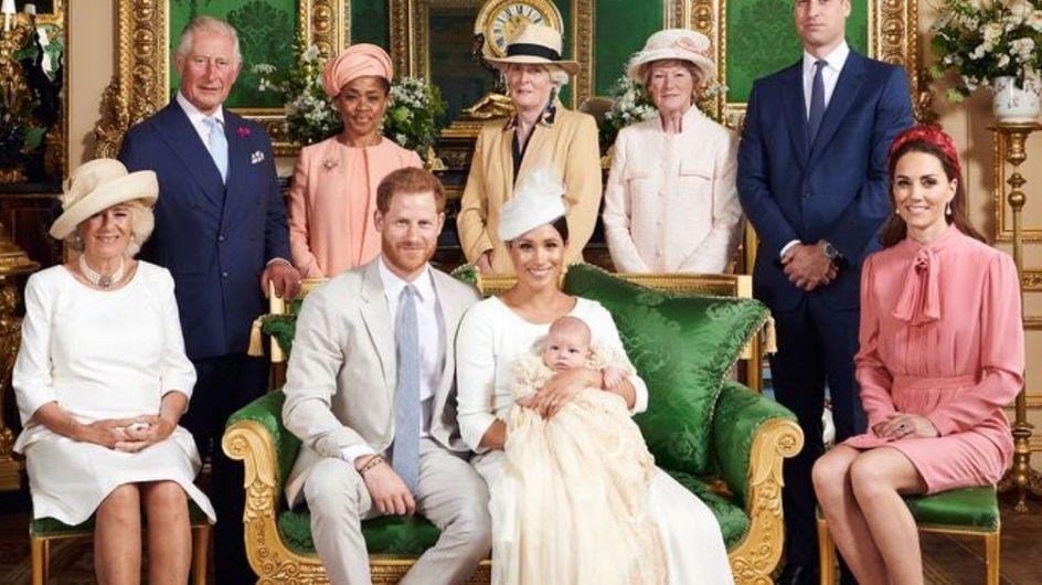 Tutti i battesimi dei piccoli reali d'Inghilterra: dalla regina Elisabetta II ad Archie