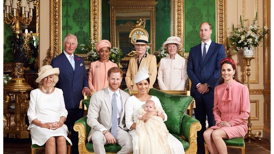 Baby Archie: So war die geheime Taufe des neuesten Royal-Babys wirklich