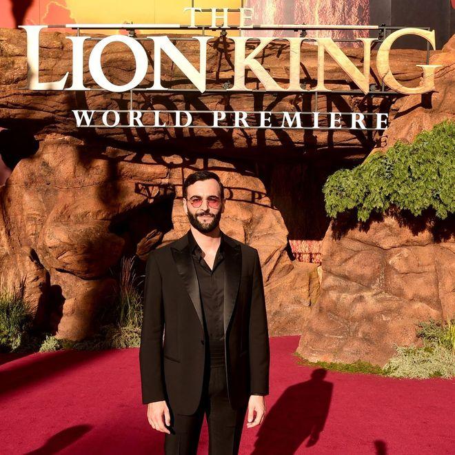 Marco Mengoni è Simba nel remake de Il Re Leone