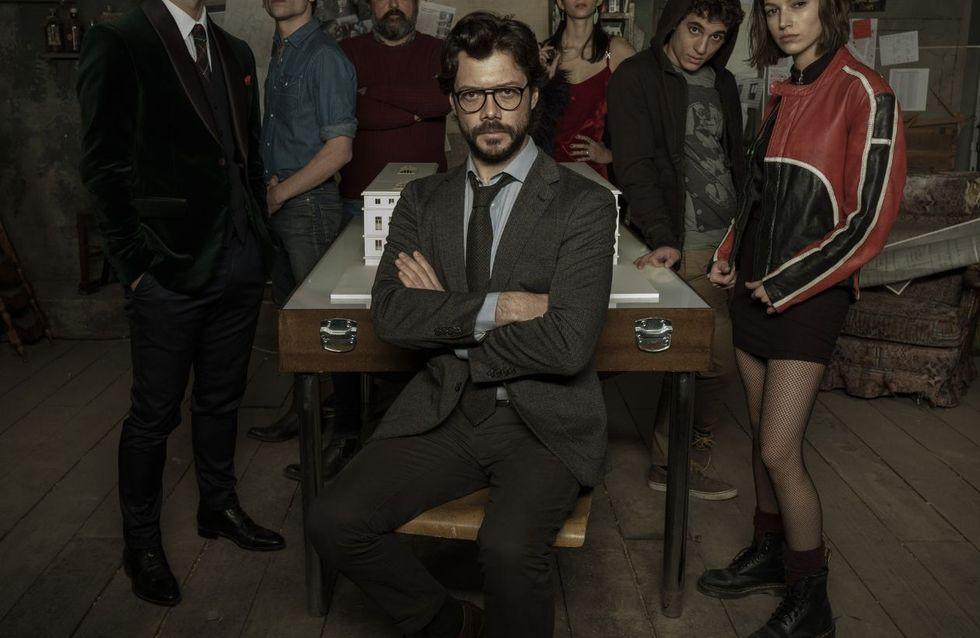 La Casa di Carta torna su Netflix: 15 curiosità sulla serie spagnola e i suoi protagonisti