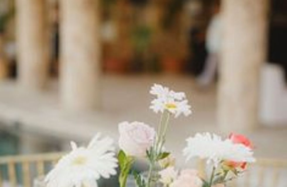 10 idées repérées sur Pinterest pour décorer votre table de mariage à petit prix