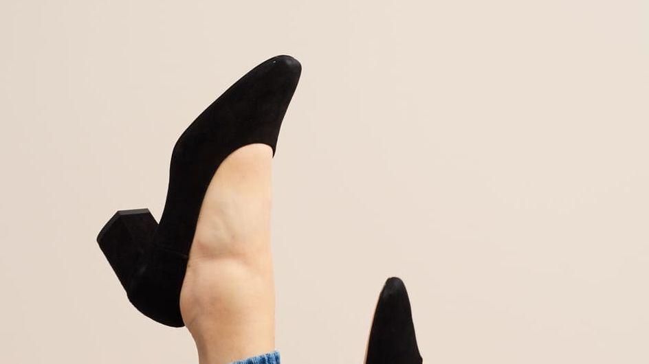 40 chaussures à talons blocs aussi confortables que stylées