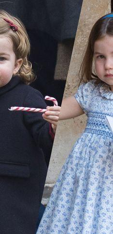 Les coiffures les plus adorables de la princesse Charlotte