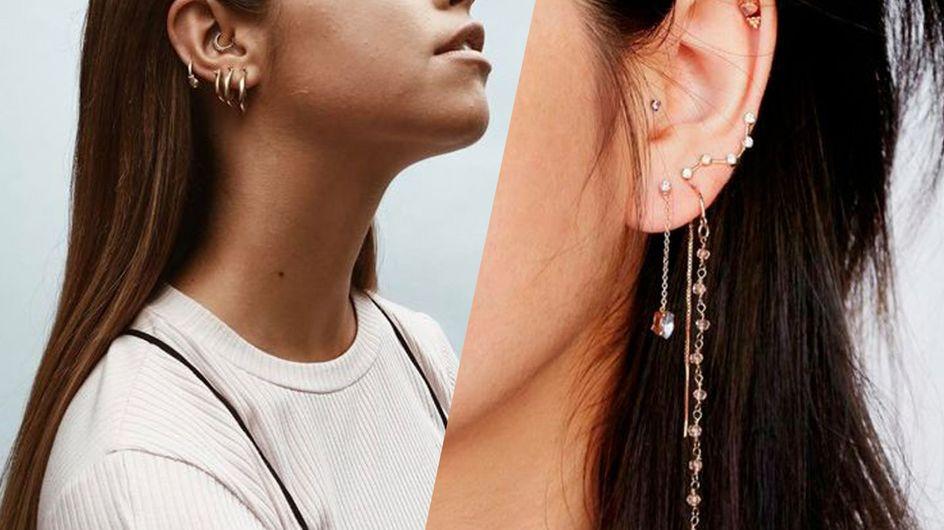 30 idées de piercings aux oreilles qui vont vous convaincre une bonne fois pour toutes