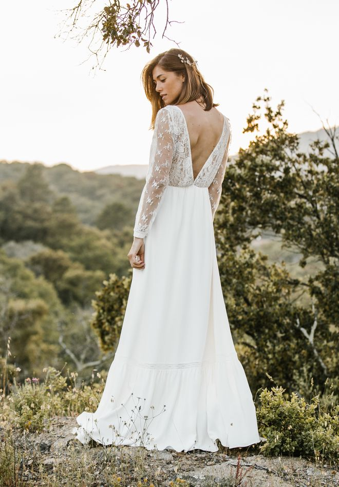 Les plus belles robes de mariées d'hiver